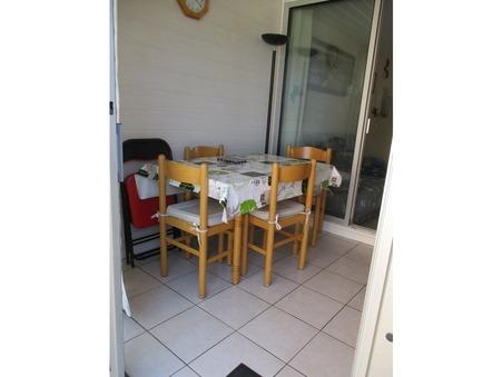 vente appartement LE BARCARES 25m2 71000€