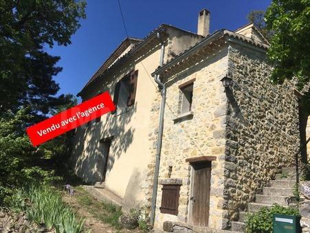 Vends maison DIEULEFIT 85 000  €