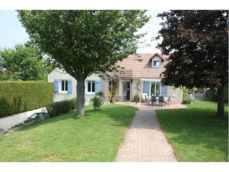 Vente maison ENTRE ANET ET BREVAL 115 m²  260 800  €