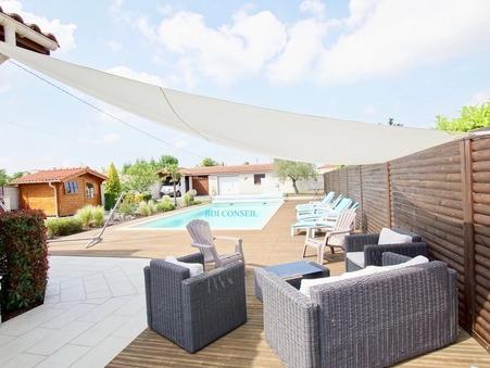10 vente maison La Salvetat-Saint-Gilles 388500 €