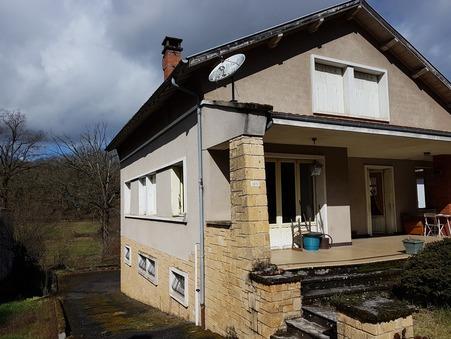 Vends maison LIVINHAC LE HAUT 113 m² 54 000  €