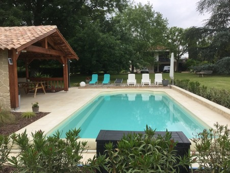 Acheter maison LA SAUVETAT DU DROPT  424 000  €