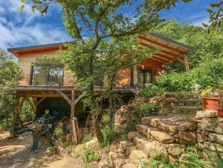 vente maison LES VANS 86m2 275000€