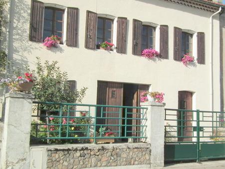 vente maison AUBENAS 100m2 133000€