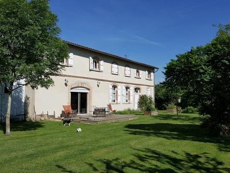 vente maison Pechbonnieu 380m2 811000€