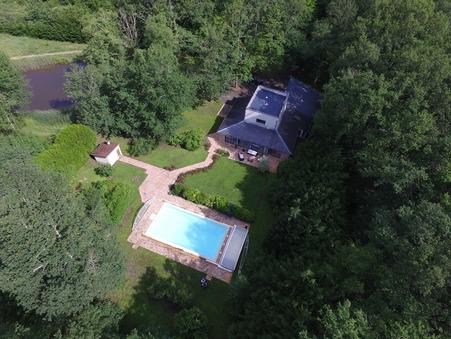 vente maison VOUZERON 245m2 450000€