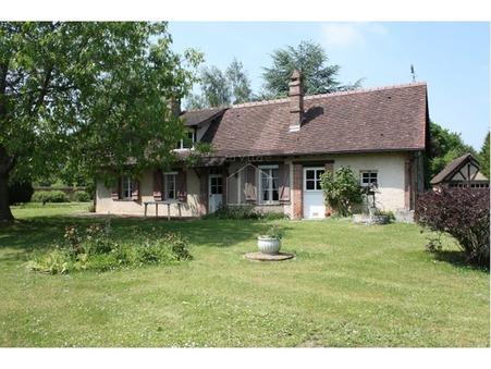 Vente maison ENTRE ANET ET SAINT ANDRE DE L EURE 105 m²  219 500  €