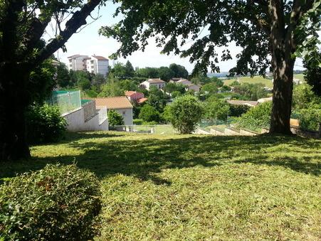 vente terrain MONTASTRUC LA CONSEILLERE 312m2 59000€