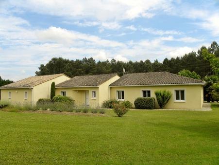 vente maison POUSSIGNAC  348 400  € 173 m²