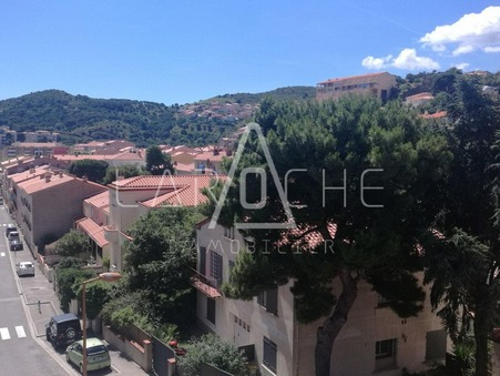 A vendre appartement Port-Vendres 87 000  €