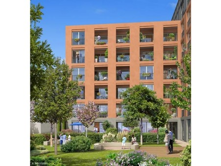 Vente neuf TOULOUSE 44 m²  252 000  €
