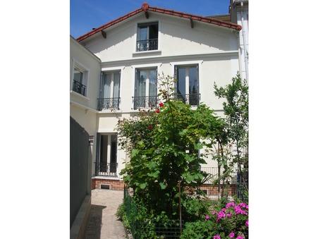 vente maison ALFORTVILLE 80m2 420000€