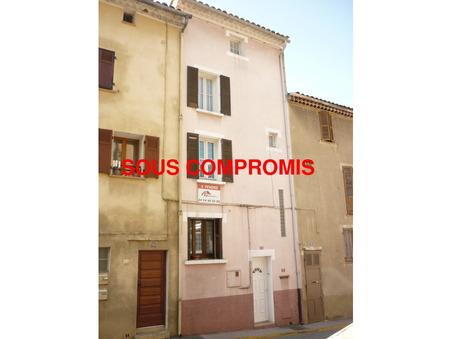 vente maison CARNOULES 88m2 137000€
