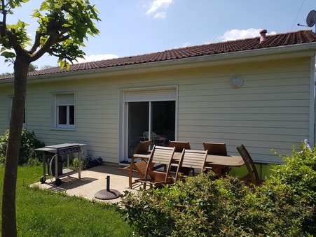 vente maison FLAGNAC 78m2 155000€