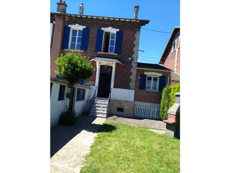 vente maison MONTATAIRE 149000 €