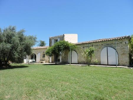 vente maison st mathieu de treviers 205m2 675000€