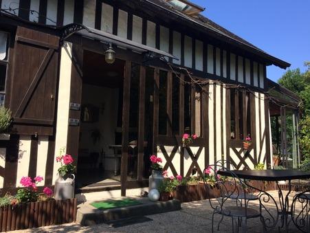 vente maison DEAUVILLE 252000 €