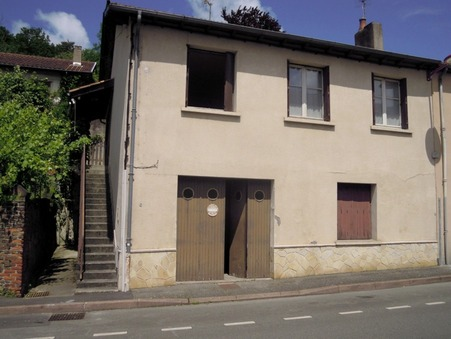 Vendre maison Cransac 49 000  €