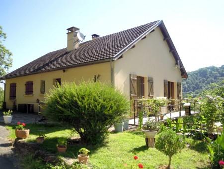 vente ferme bournazel  262 000  € 104 m²