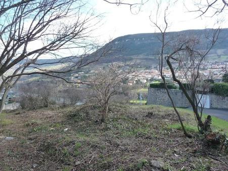 Vends terrain Millau 55 000  €