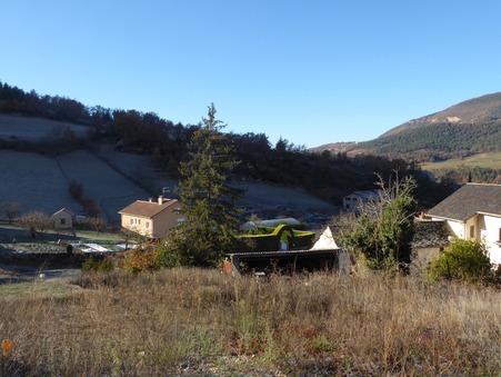 Achat terrain Millau 33 500  €
