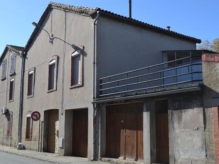 A vendre maison Carmaux 80 000  €