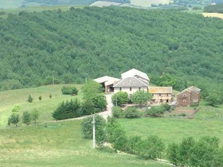vente ferme st affrique  550 000  € 1500 m²
