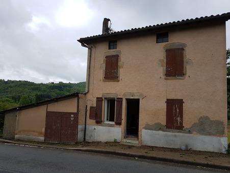 Vente maison LIVINHAC LE HAUT 59 m² 18 200  €