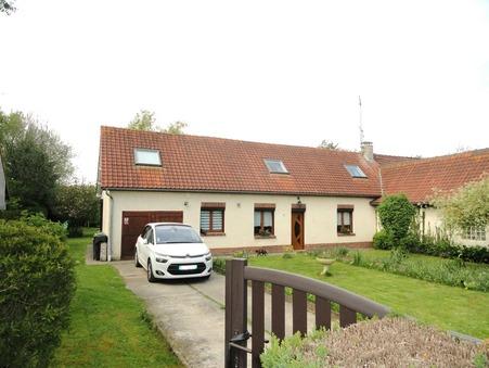 vente maison 15MNS NORD ABBEVILLE 176000 €
