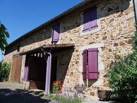 vente maison LA ROCHE L ABEILLE 58000 €