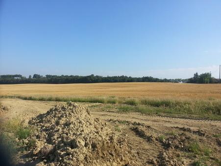 vente terrain LAVALETTE 840m2 155000€
