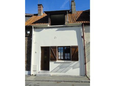 Achat maison PONT REMY 60 m² 96 500  €