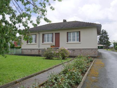vente maison MEUZAC 87m2 149000€