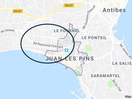 Acheter appartement Juan-les-Pins  194 000  €