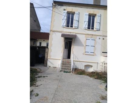 vente maison MONTATAIRE 154000 €
