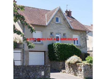 vente maison ST YRIEIX LA PERCHE 140m2 122000€