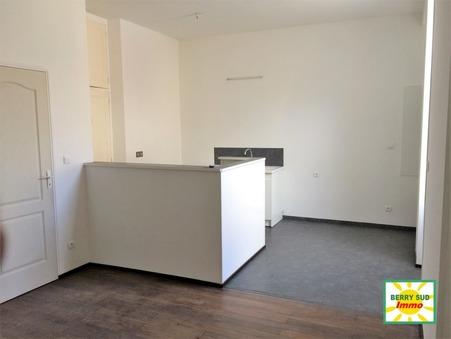 vente maison SANCOINS 72m2 39500€
