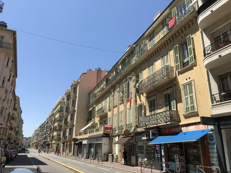Louer appartement NICE 25 m²  610  €