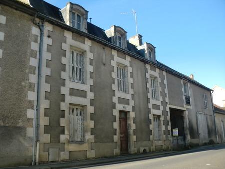 vente maison CHAUVIGNY 130m2 86000€
