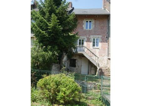 vente maison Bonnebosq 93000 €