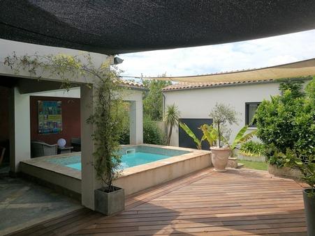 Vente maison AIGUES MORTES  630 000  €