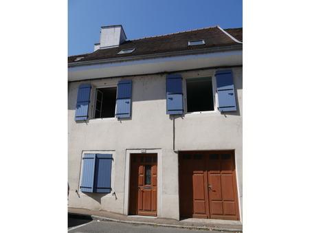 vente maison ST YRIEIX LA PERCHE 85m2 86000€