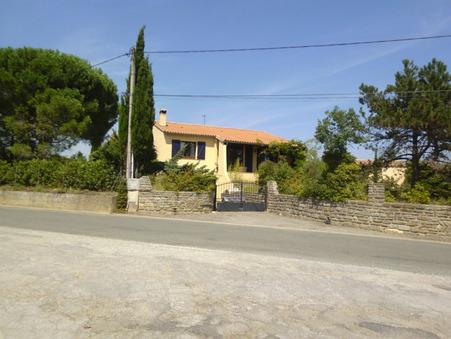 vente maison AZILLE 120m2 235000€