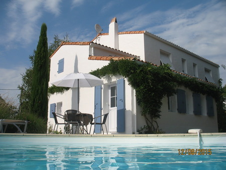 vente maison BREUILLET 160m2 593250€