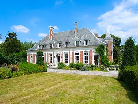 vente chateau BETHUNE 781100 €