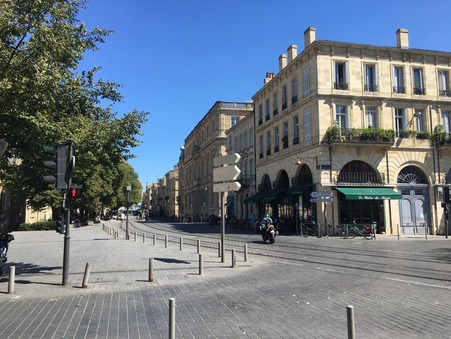 vente Local commercial BORDEAUX 69m2 160800€