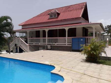 vente maison LAMENTIN 750000 €