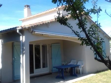 vente maison ST GEORGES DE DIDONNE 120m2 472500€