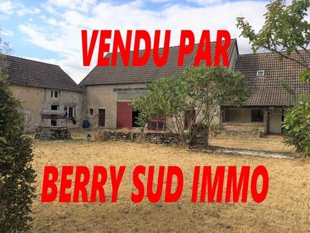 vente maison SANCOINS 190m2 65000€