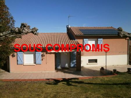 vente maison Albi 120m2 288000€